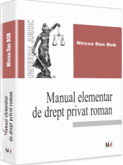 Imagine Manual elementar de drept privat roman