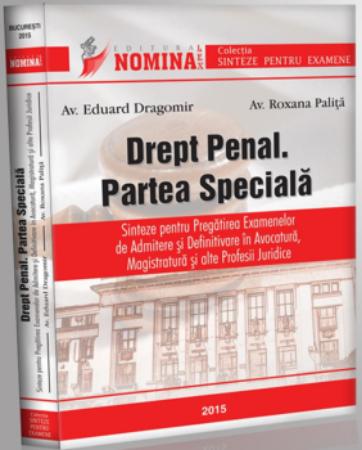 Drept Penal. Partea speciala