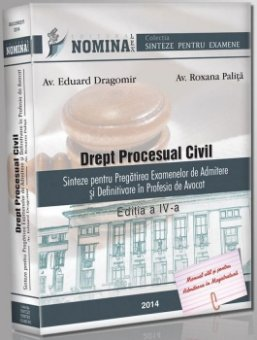 drept procesual civil - sinteze pentru examen - Dragomir, Palita
