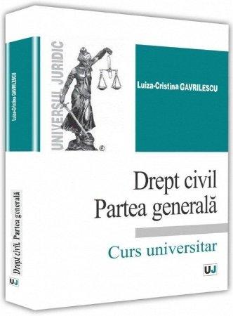 Drept civil. Partea generala - Gavrilescu