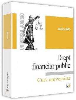 Drept financiar public - Onet