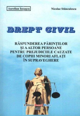drept civil Raspunderea parintilor - Ionascu, Stanculescu