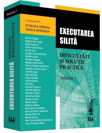 Executarea silita. Dificultati si solutii practice -Vol  1 - Evelina Oprina, Bozesan
