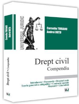 Drept civil - Compendiu - Turianu, Dutu
