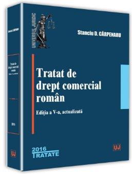 Tratat de drept comercial roman - Carpenaru