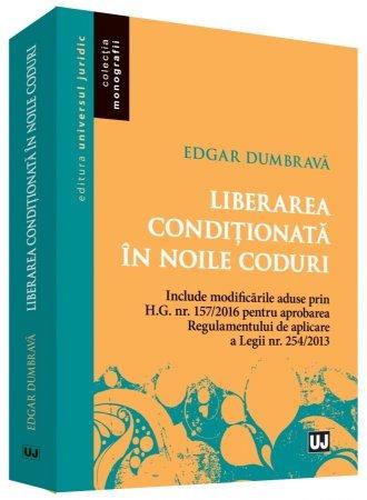 Liberarea conditionata in noile coduri - Dumbrava