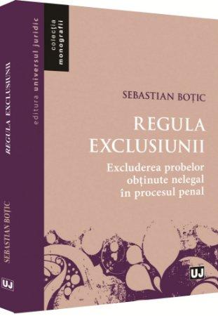 Regula exclusiunii - Botic
