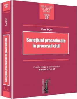 Sanctiuni procedurale in procesul civil - Pop