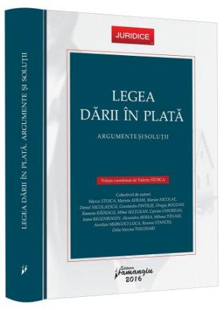 Legea darii in plata - Valeriu Stoica