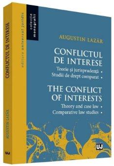 Conflictul de interese Teorie si jurisprudenta - Lazar