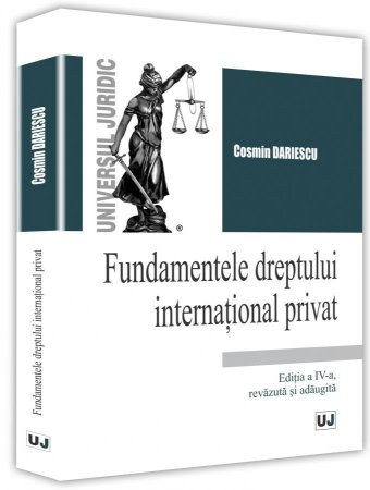 Fundamentele dreptului international privat - Dariescu