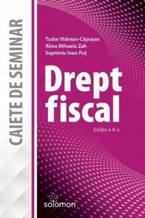 Drept fiscal. Caiet de seminar-Vidrean-Capusan, Zah, Put