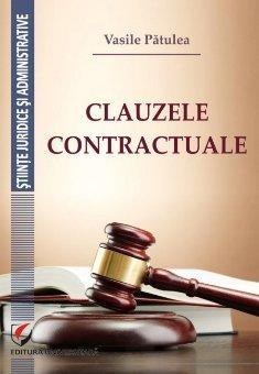 Clauzele contractuale - Patulea