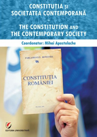 Constitutia si societatea contemporana