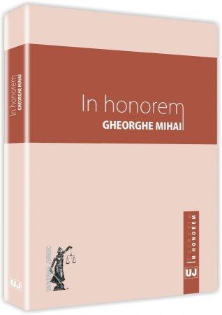 In honorem - Gheorghe Mihai