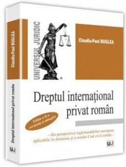 Dreptul international privat roman - Buglea