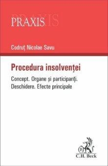 Procedura insolventei -  Savu
