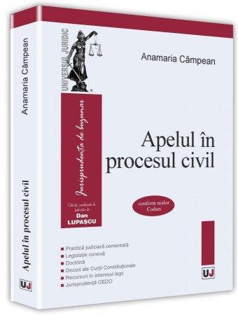 Apelul in procesul civil - Campean