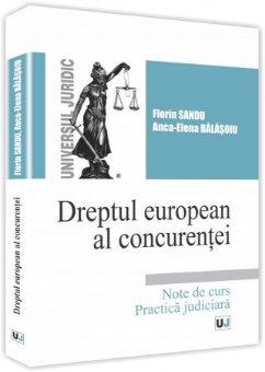 Dreptul european al concurentei - Sandu, Balasoiu