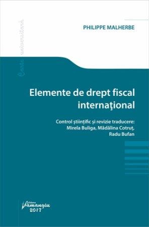 Elemente drept fiscal international-Malherbe