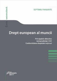 Drept european al muncii_Septimiu Panainte