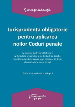Jurisprudenta obligatorie_ed a 3-a