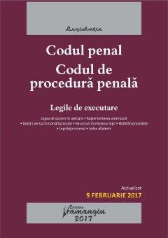 Codul penal+CPP_ 9 FEBRUARIE 2017