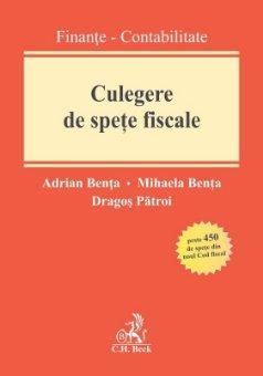 Culegere de spete fiscale - Benta, Benta, Patroi