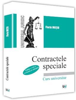 Contractele speciale - editia a 7-a - Motiu