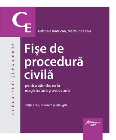 Fise de procedura civila_ed a 5-a_Raducan_Dinu