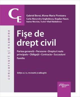Fise de drept civil_ed a 2-a_Gabriel Boroi, Mona Maria Pivniceru