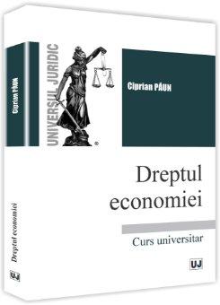 Dreptul economiei - Paun