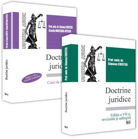 Doctrine juridice - curs si caiet de seminar - editia a 7-a - Cristea