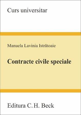 Contracte civile speciale - Istratoaie