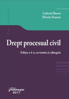 Drept procesual civil. Editia a 4-a_Boroi, Stancu