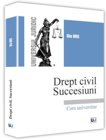 Drept civil. Succesiuni - Urs