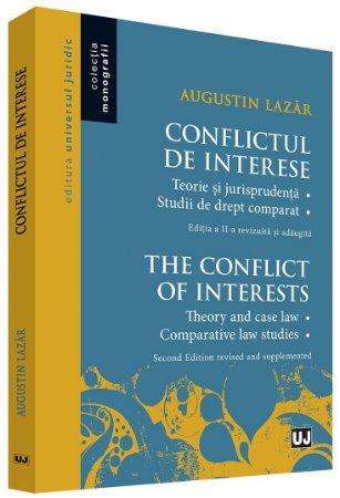 Conflictul de interese. Editia a 2-a - Augustin Lazar