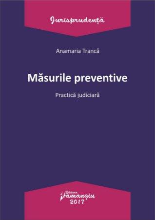 Masurile preventive -Tranca