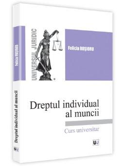 Dreptul individual al muncii - Rosioru