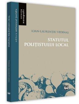 Statutul politistului local - Vedinas