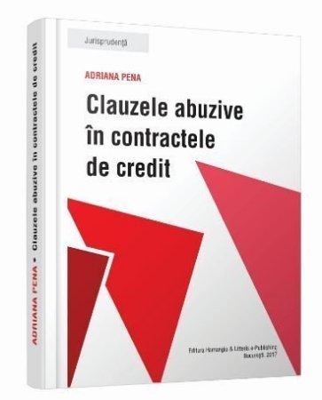 Clauzele abuzive in contractele de credit. Practica judiciara - Pena
