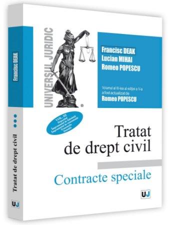 Tratat de drept civil. Contracte speciale. Vol. III - Deak, Popescu, Mihai.jpg