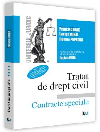 Tratat de drept civil. Contracte speciale. Vol. IV - Deak, Popescu, Mihai.jpg