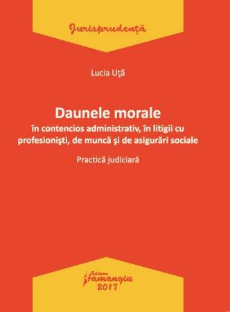 Daunele morale - Lucia Uta