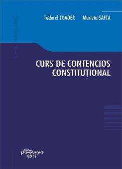 Curs de contencios constitutional - Tudorel Toader, Marieta Safta