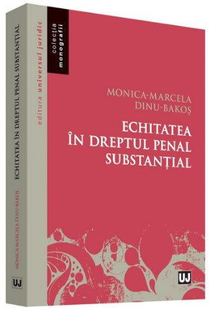 Echitatea in dreptul penal substantial