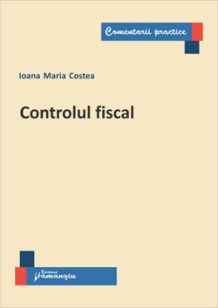Controlul fiscal_Costea