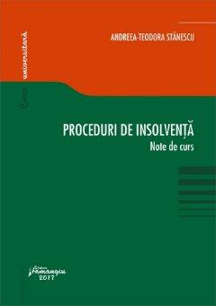 Proceduri de insolventa_Stanescu