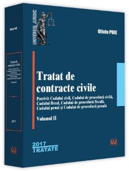 Tratat de contracte civile - Volumul II - Puie