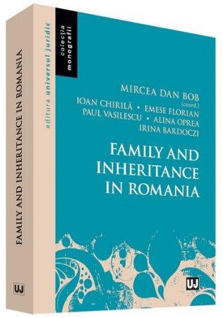 Family and inheritance in Romania - Bob